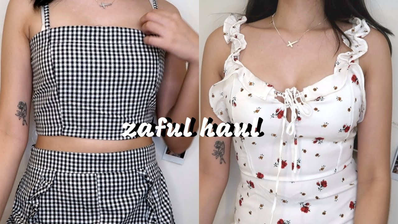 [VIDEO] - Zaful Try On Haul! (Philippines) | Ann V 7