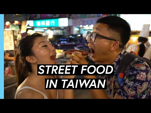Street Food in Taiwan ft. Cup of TJ | Taipei Travel Guide
