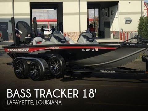 [SOLD] Used 2016 Bass Tracker Pro Team 195 TXW In Lafayette, Louisiana