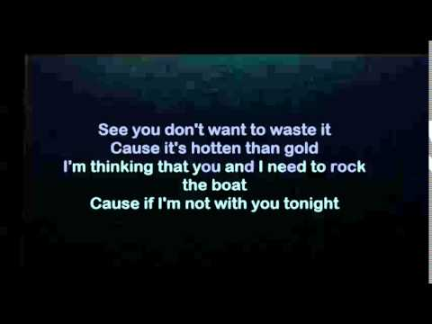 Alexa Goddard - So There (lyric)