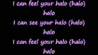 halo lyrics duet version