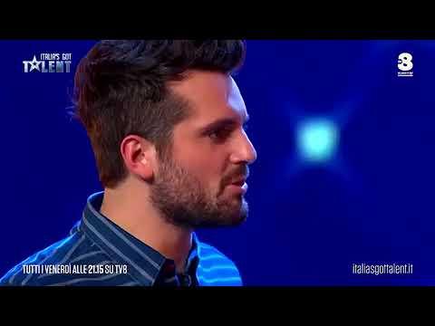 Mentalista Italia's got talent 2017 Daniele Ghiroldi videó letöltés