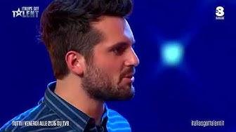 Mentalista Italia's got talent 2017 Daniele Ghiroldi