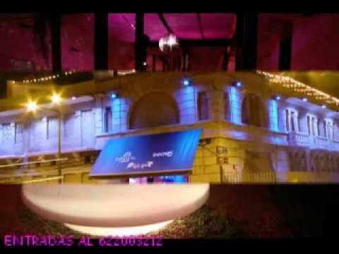 Discoteca las nimas del puerto youtube for Animas room valencia