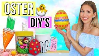 DIY OSTERGESCHENKE 🐥schnelle und einfache Geschenkideen zu Ostern 2018