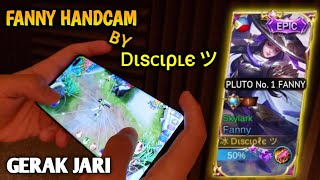 Gambar cover ML DISCIPLE FANNY ( HANDCAM ) + KACEPATAN JARI! TOP GLOBAL PLUTO - MOBILE LEGENDS BANG BANG