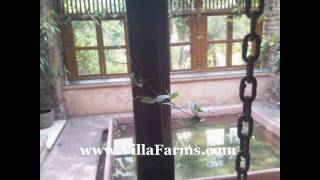 Gurgaon Faridabad Farmhouse for Rent Guest-house for corporate Haveli VillaFarms.com