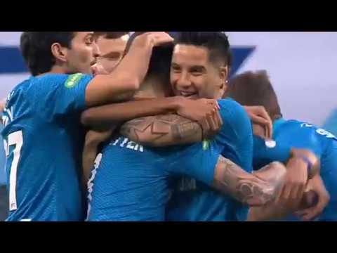 Zenit vs Schalke 04 1 -1   Highlights & All Goals -  International Friendlies