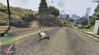 Grand Theft Auto V Epic Win