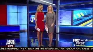 Ainsley Earhardt & Heather Childers 11-18-14