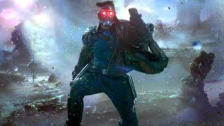 Star-Lord Takes Infinity Stone - Звёздный Лорд Находит Камень Бесконечности - Стражи Галактики