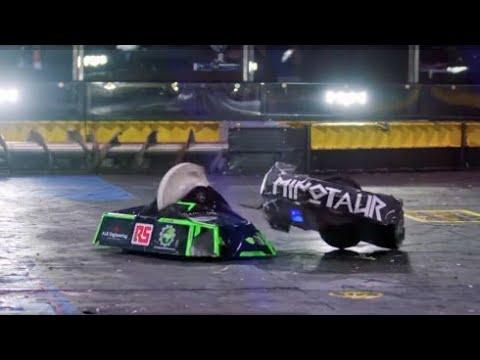 Minotaur VS Cobalt Battlebots 2019 Ep14 [HD]