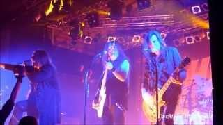HELLOWEEN - Nabataea - live in Warszawa 27.03.2013 HD