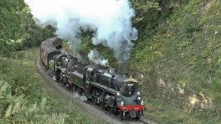North Yorkshire Moors Railway -  Autumn Steam Gala 2016