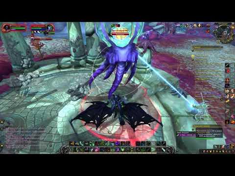 Как попасть в рейд Вечный дворец. Цепочка квестов World Of Warcraft
