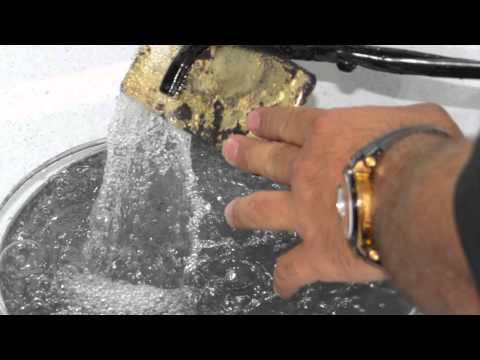 Las Vegas Precious Metals Refining Gold Melting Process