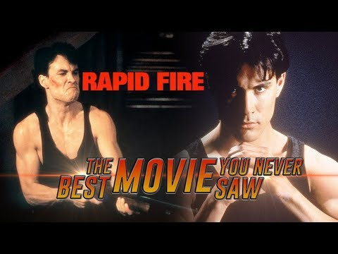 Brandon Lee's Rapid Fire - The Best Movie You Never Saw