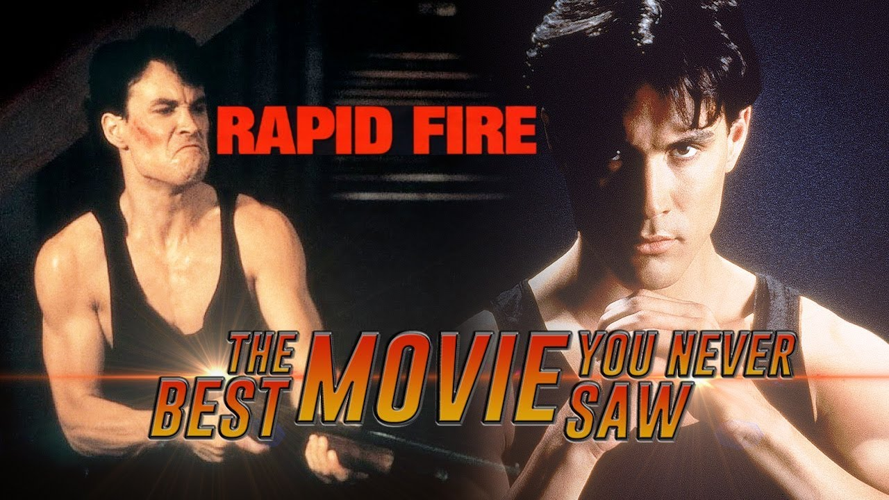 Download Brandon Lee's Rapid Fire - The Best Movie You Never Saw