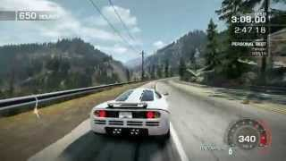 Need For Speed Hot Pursuit 2010 - Mclaren F1 Ultimate Road Car 2.58.58