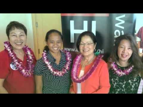2016 AARP Hawaii Caregiver Conference Honolulu  (Created wi