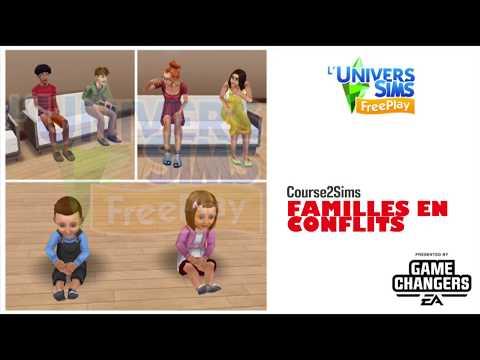 The Sims Freeplay - Famille en Conflit - Accès anticipé