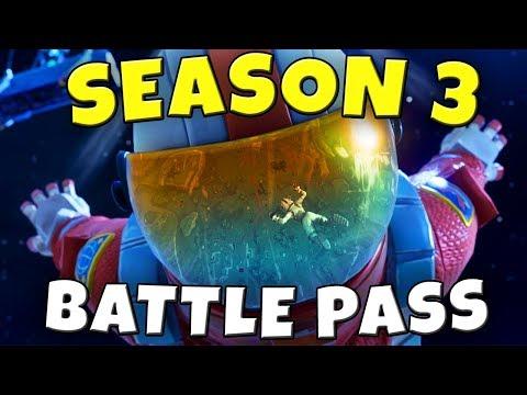 🔴 SEASON 3 BATTLE PASS | NEW ASTRONAUT SKIN | COMING SOON | Fortnite Battle Royale Livestream