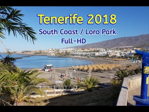 Tenerife - Costa Adeje, Los Cristianos, Las Americas and North-coast