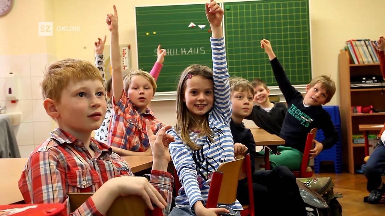 Interaktive tafel in großschönauer grundschule youtube