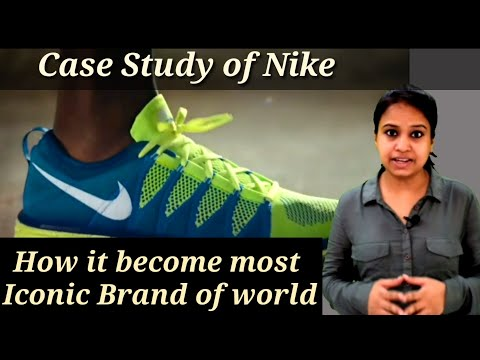 Case Study Of Nike   Most Iconic & Valuable, Sports Brand Of The World  