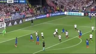 France 2 - 0 Germany All Goals Highlights HD
