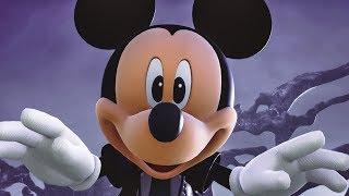 KINGDOM HEARTS 3 - Riku & Mickey Mouse in Dark World - Episode 4 - Best Games For Kids