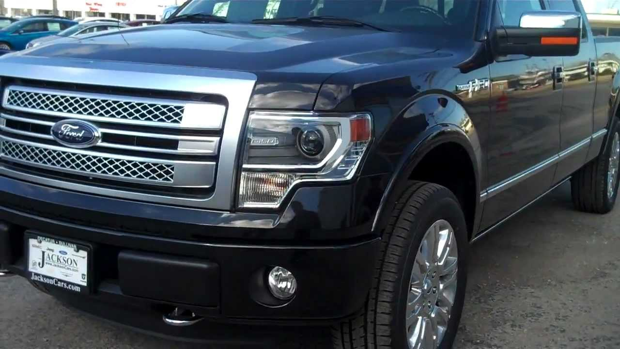 Jackson Ford Decatur Il >> 2013 Ford F150 Platinum at Jackson Ford Decatur, IL - YouTube