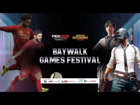 BAYWALK GAMES FESTIVAL 2018
