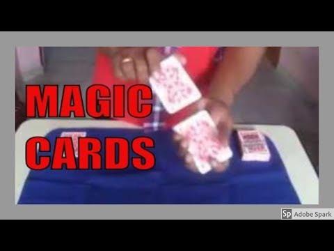 MAGIC TRICKS VIDEOS IN TAMIL #406 I MAGIC CARDS @Magic Vijay