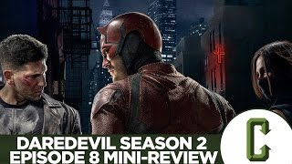 "Daredevil Season 2 Episode 8 ""Guilty As Sin"" Mini-Review"