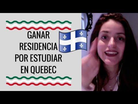 Cómo Ganar Residencia Por Estudiar en Quebec