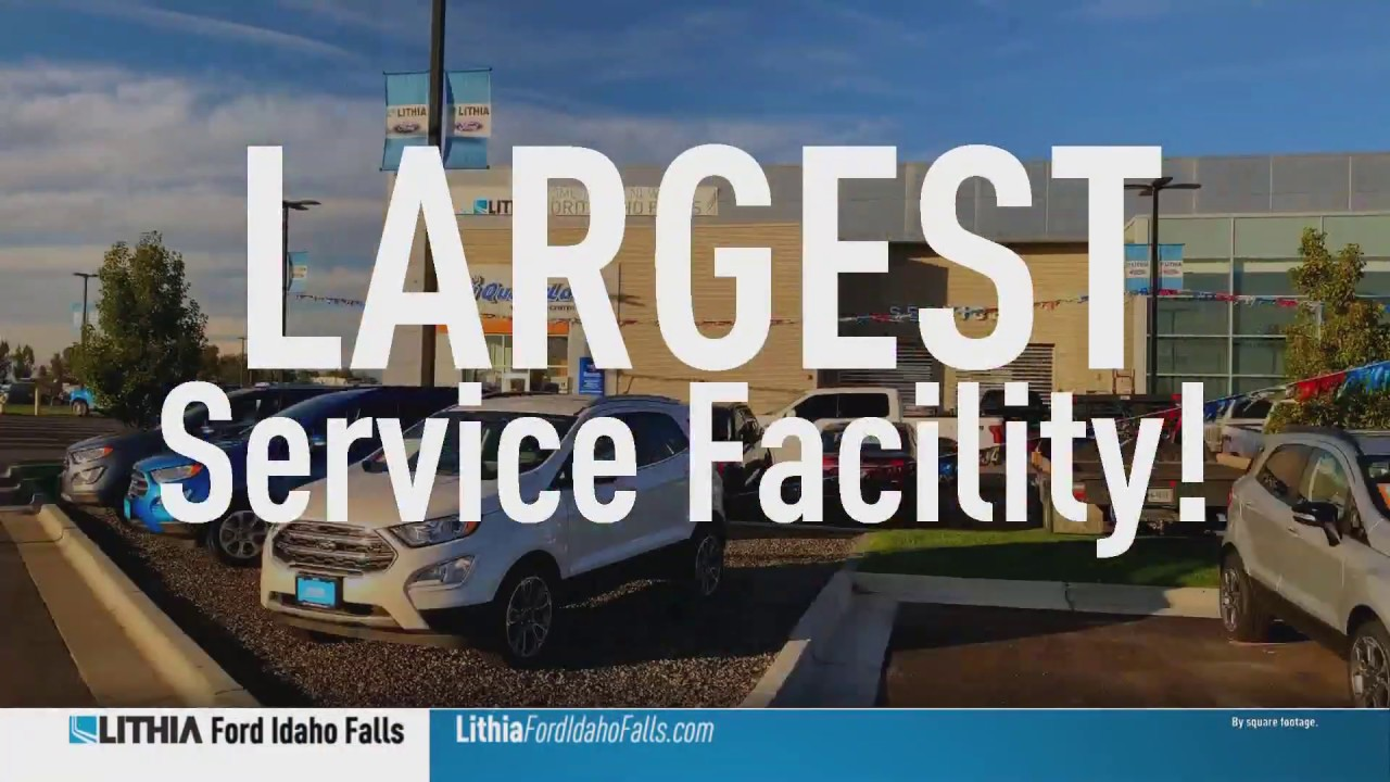Broadway Ford Idaho Falls >> Lithia Ford Idaho Falls New Ford Dealer Idaho Falls