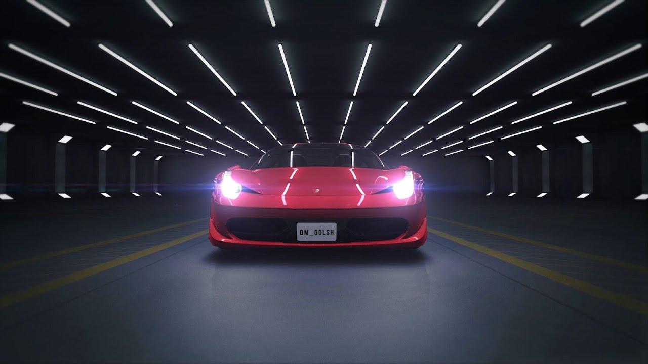Garage belgorod dm golsh auto ferrari logo 4k youtube for Garage dm auto livry gargan