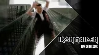 Watch Iron Maiden Man On The Edge video
