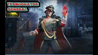 Truy Kich : Terminator General Character ! Novo personagem - Nhân vật mới : Blood strike Chinese !
