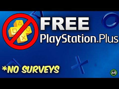 How to get FREE Playstation Plus 2015 - (FREE PS PLUS G