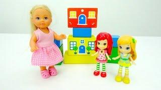 Лучшие мультики про куклы: Штеффи, Земляничка и Лимоша