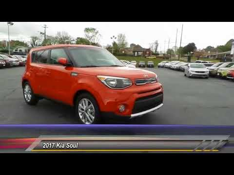2017 Kia Soul Used Rusty Wallace Auto Morristown, TN 423 586 1441 Live  KP7694A