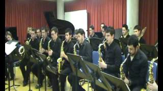 In a Sentimental Mood - Duke Ellington - Aula de Jazz del Conservatorio Superior Islas Baleares
