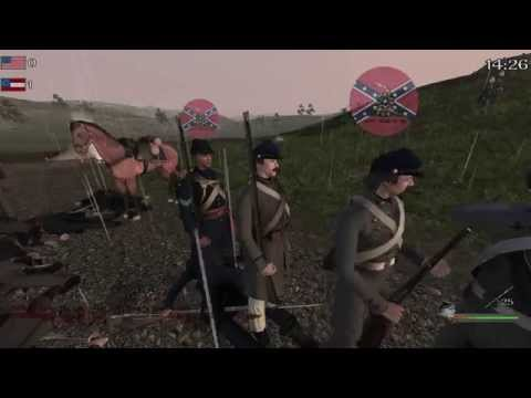 Mount & Blade North and South: ZERG RUSH
