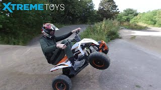 Xtreme 48V XTM Racing Fastest Kids Electric Quad Bike from Xtreme-Toys.co.uk New For 2019