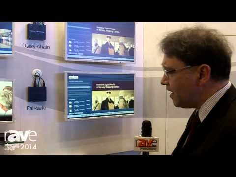 ISE 2014: Matrox Outlines Mavex Video IP Solution, H264 Open Encoder and Decoders