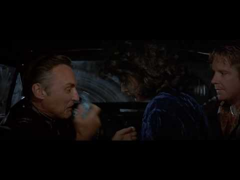 Jeffrey on a joy ride with Frank Booth in Blue Velvet