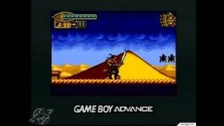The Scorpion King: Sword of Osiris  Game Boy
