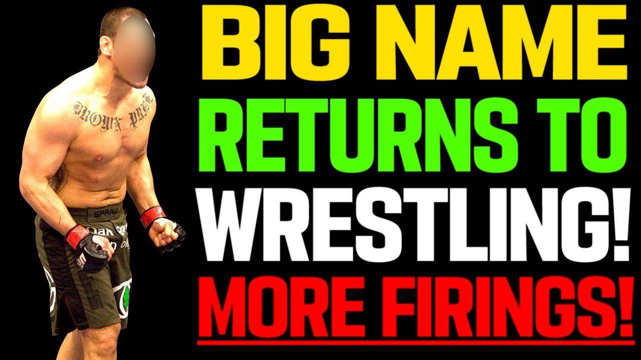 WWE News! NEW WWE Release! WWE Eyes 2nd Generation Wrestler! Big Name Returns To Wrestling! AEW News